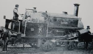 Laughton Co. Hopetown Foundry 0-4-0T Victory by rlkitterman