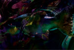FoN: Psychedelic'd Fish by INF3CT3D-D3M0N