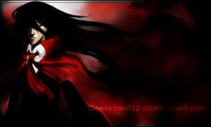 Alucard - The Count by 3four