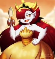 Hekapoo by FlippingChicken