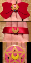 Sailor Moon Set by HideTheDecay
