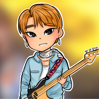 YoungK by reeba02
