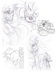 sketch page 4 by WilsonWJr