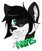 Badge nifes by xRubyCayx