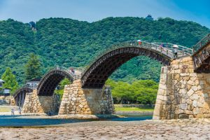 Kintai Bridge 2 by LDMarin