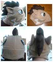 Dr. Whooves MLP Hat by ShopOfMinerva