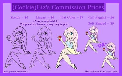 Commission Prices!! by LunarDoll