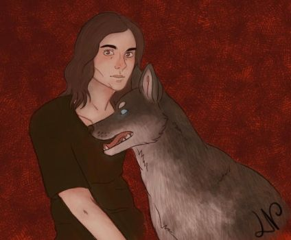 Nikki and Asher by That-Vagabond