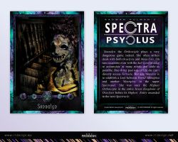 Spectra Psyclus - cards -6-Sonnalyn by R1Design