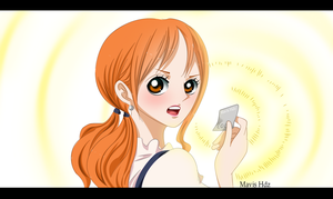 Nami - One Piece 836 by MavisHdz