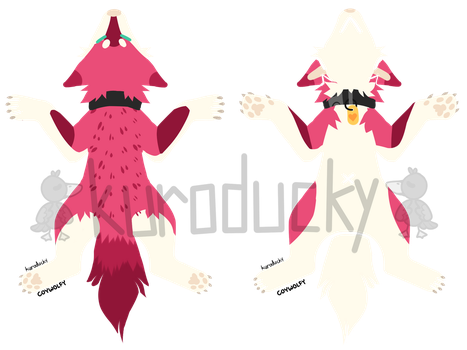 Canine Adopt Set Price closed by duck-aderpts