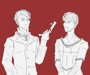 Sweeney Hannigram by Fayolinn