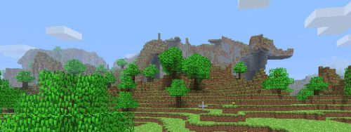 Minecraft  Natural Elephants by ThatHatChick