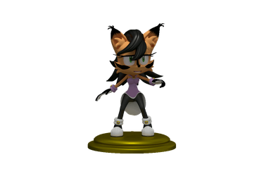 360 Nicole trophy! by Rotalice2