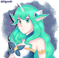 Star Guardian Soraka by erikagaga
