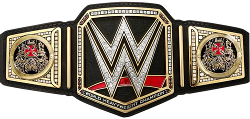 Triple H WWE World Championship Sideplates by Nibble-T