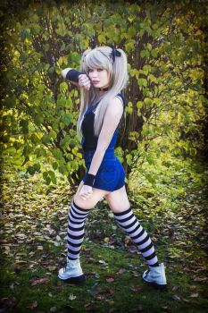 Marie Rose - Let's fight! - Cosplay by TineMarieRiis