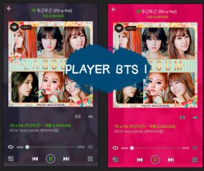 BTS inspired player - Base editable by IsaGall