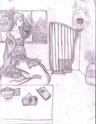 Oracle Fairy Tale by DriRose