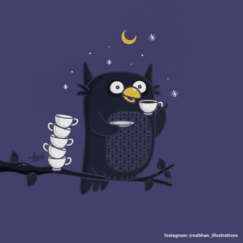 Coffee-holic by NaBHaN