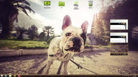 Xsun Theme for Win 8.1 by TermitBOSS