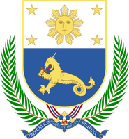 Alternate Coat of Arms of the Philippines by JJDXB