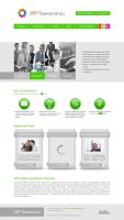 IVR Tech. Information site. by PuchkinDesign