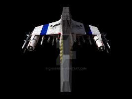 E-Wing Escort Loadout. by ChrisNs