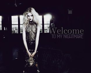 Welcome to my nightmare by AFmith