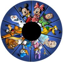 disney wheel by nightwing1975