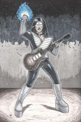 KISS - Ace Frehley by Alexander463