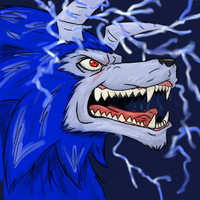 Tiger of the Wind -LIGHTNING- by ArpegiusWolf