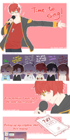 [MM] Karaoke with 707! by C-Chesle