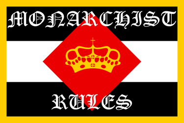Monarchist Rules! by Linumhortulanus