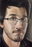 Markiplier Portrait 2 by ChaoKitty