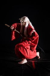 InuYasha by Johnny Kamigashima by vingaard