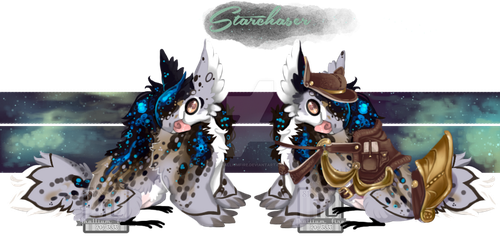 Starchaser, JRMonster auction, closed by Thalliumfire