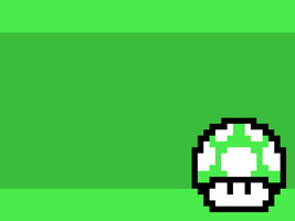 1up by eYoungren