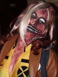 Rogue Marvel Zombie 2 by Lein744