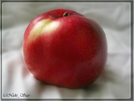 Apple by hellnicki-stock