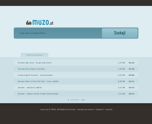 Muzo.at by mooseARTS