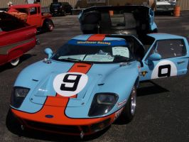 Ford GT40 Racer by borgking001a