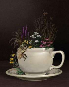 Prairie In A Teacup by ursulav