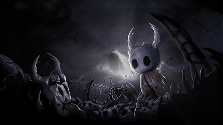 Birthplace (Hollow knight) by Istrandar