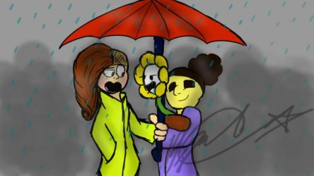 rainy day by chillywilly33