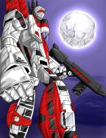 Transformers - Jetfire by lusiphur