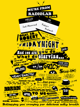 Typographical Poster by wajt-be
