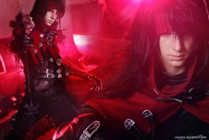 Final Fantasy VII - Vincent Valentine by vaxzone