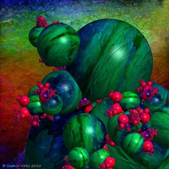 Cactuses can be smooth by Fractal-Kiss