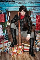 Half of YOUR gifts are MINE! by NiKcKu